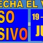 CURSO INTENSIVO 19-20-21 JULIO